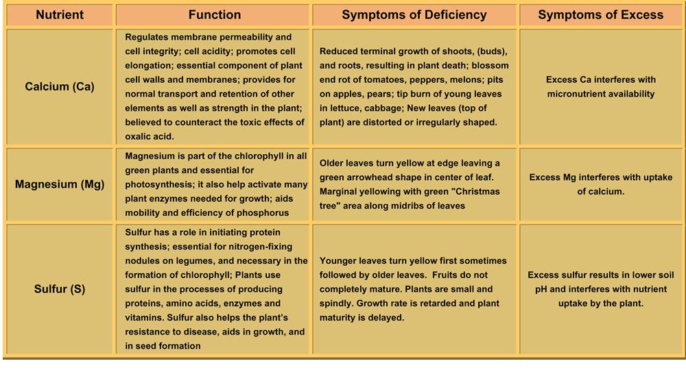 Secondary Nutrient Template rev3